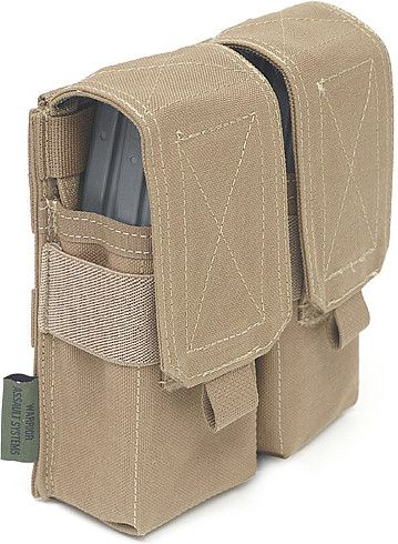Warrior Double M4 5.56mm Coyote Tan (W-EO-DM4-CT)