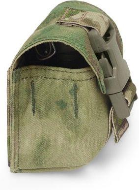 Warrior Single Frag Grenade Pouch - Generation 2 ATACS FG (W-EO-FGP-G2-ATFG)