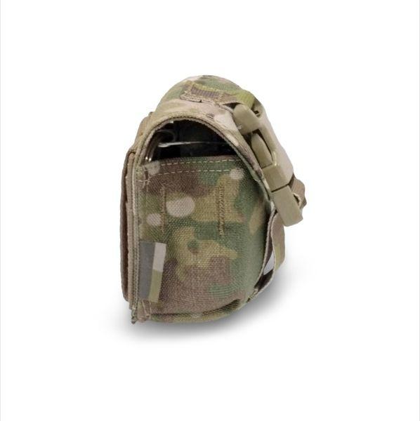 Warrior Single Frag Grenade Pouch - Generation 2 MultiCam (W-EO-FGP-G2-MC)