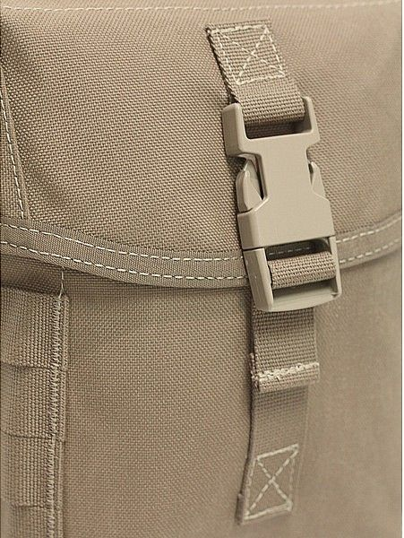 Warrior Medium General Utility Pouch - Coyote (W-EO-MGUP-CT)