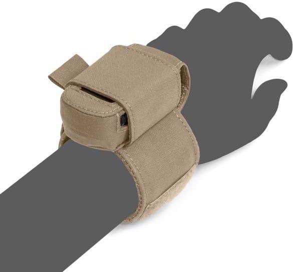WARRIOR Garmin Wrist Case - coyote (W-EO-GWC-CT)