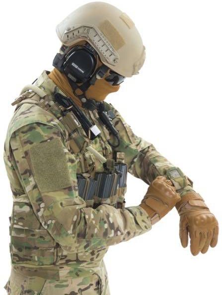 WARRIOR Garmin Wrist Case - multicam (W-EO-GWC-MC)