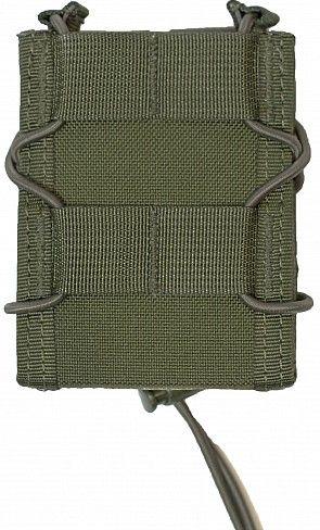 Warrior Single Quick Mag Colours Olive Drab (W-EO-SQM-OD)