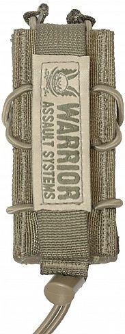 Warrior Single Quick Mag for 9mm Pistol Colours Multicam (W-EO-SQMP-MC)