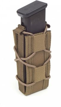 Warrior Single Quick Mag for 9mm Pistol Colours Coyote (W-EO-SQMP-CT)