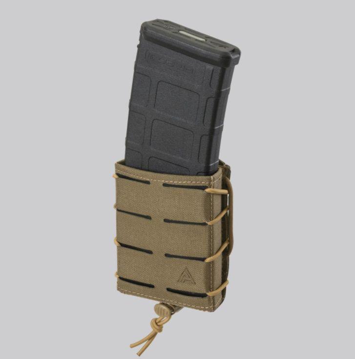 DIRECT ACTION MOLLE Pouch na zásobník Rifle Speed Reload Pouch Short  cordura - čierny (PO-RFSS-CD5-BLK)