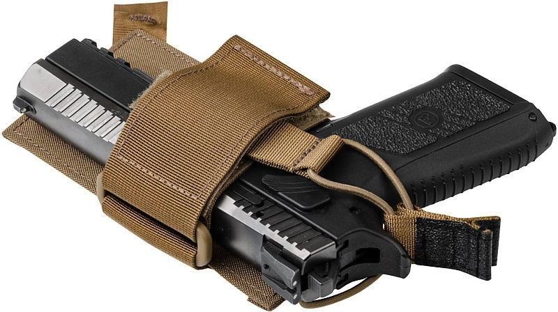 HELIKON MOLLE Inverted Pistol Holder Insert - šedý (IN-PIH-CD-35)