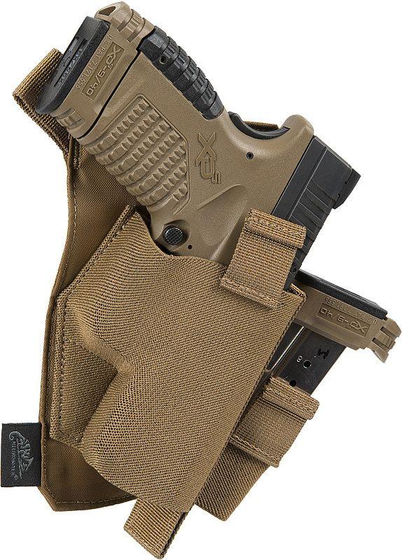 HELIKON MOLLE Pistol Holder Insert - čierny (IN-PTH-NL-01)