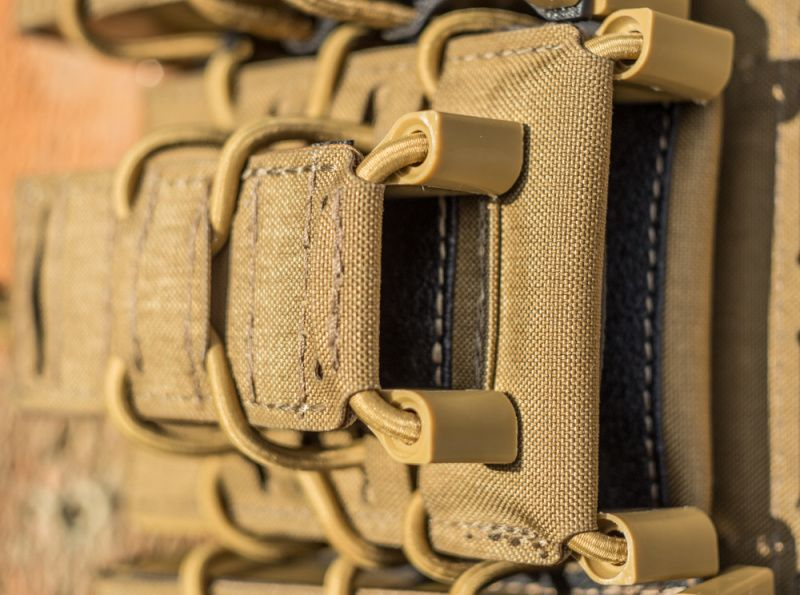 TemplarsGear Fast Rifle and Pistol Mag Pouch (24263) - Coyote