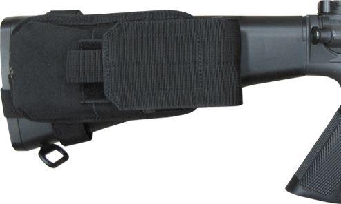 CONDOR MOLLE M4 pouch na pažbu - čierny, (MA59-002)