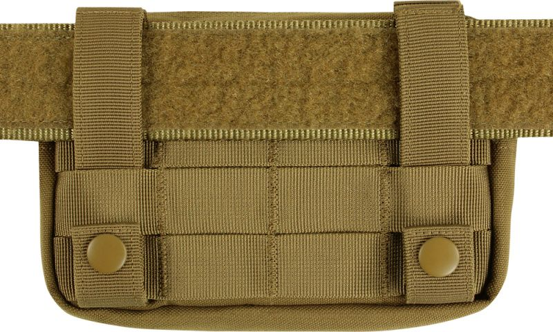 CONDOR MOLLE Compact Utility Pouch - coyote, (191178-498)