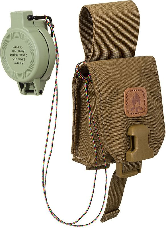 HELIKON MOLLE Pouch na kompas - adaptive green (MO-O09-CD-12)