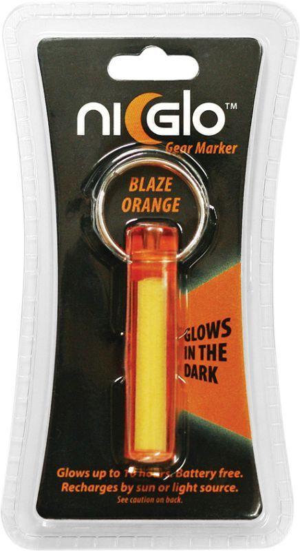 Ni-Glo Solárne značkovacie svietidlo (NG91502) - blaze orange
