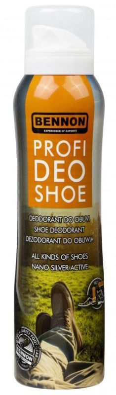 BENNON Deodorant do topánok Profi DEO SHOE, 150ml, (OP9000)