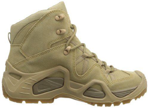 LOWA Taktická dámska obuv ZEPHYR MID GTX - desert, (3205370410)
