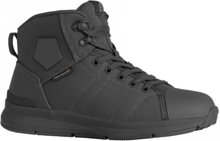 PENTAGON Taktická obuv HYBRID MID - čierna (K15038)