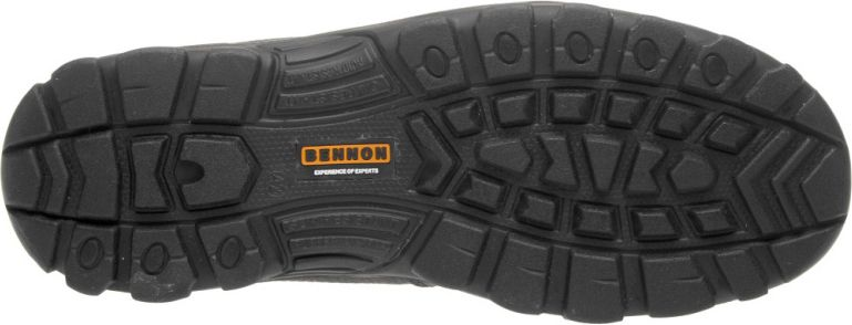 BENNON Topánky Commodore NM S3, čierne, Z93860