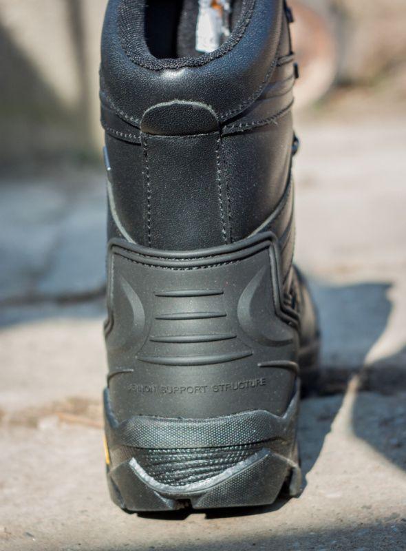 BENNON Topánky Panther Strong, čierne, Z40392