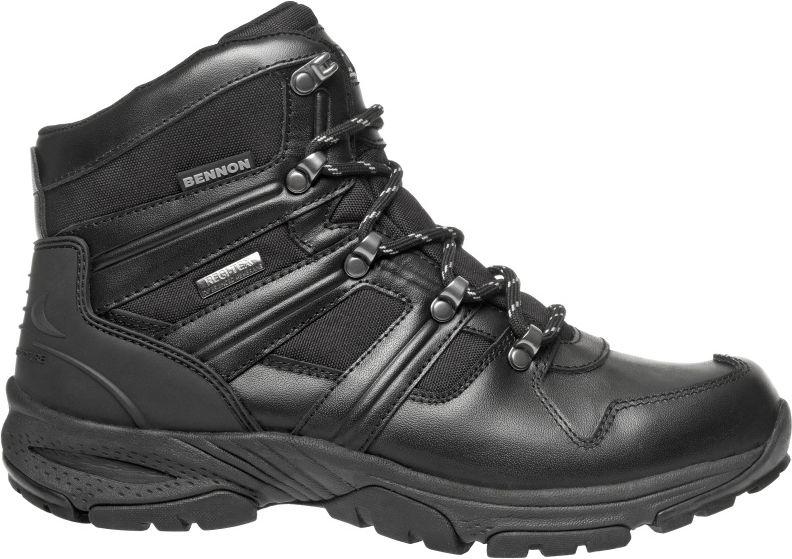 BENNON Topánky Panther OB High, čierne, Z30268