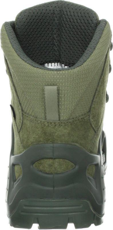 LOWA Taktická obuv ZEPHYR MID GTX, sage green, 3105370934