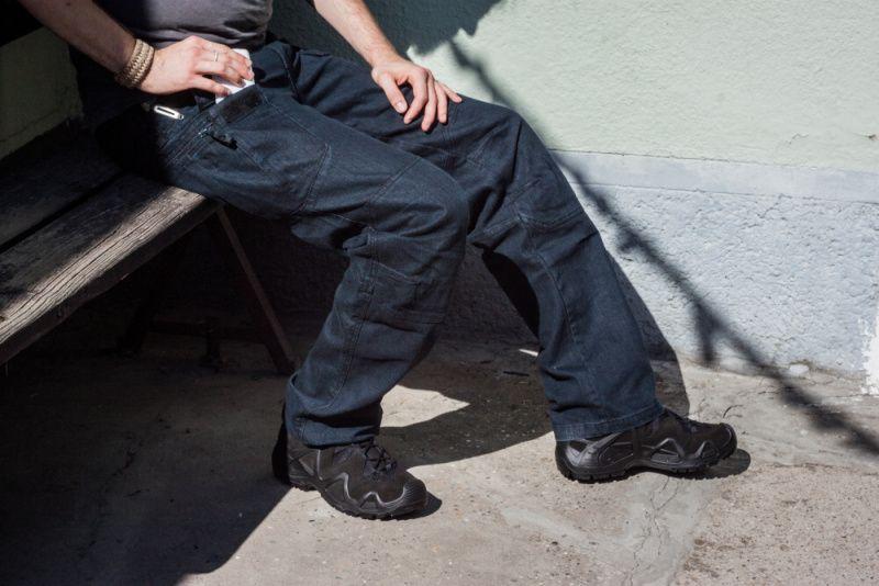 LOWA Taktická obuv ZEPHYR MID GTX - čierna (3105379999)
