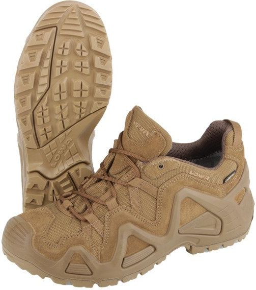 LOWA Taktická obuv ZEPHYR LO GTX, coyote, 3105890731
