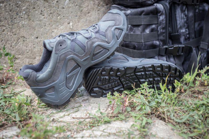 LOWA Taktická obuv ZEPHYR LO GTX, wolf grey, 3105890737