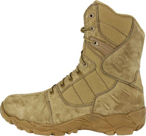 CONDOR Taktická obuv Richards Zip, coyote, 235006CB