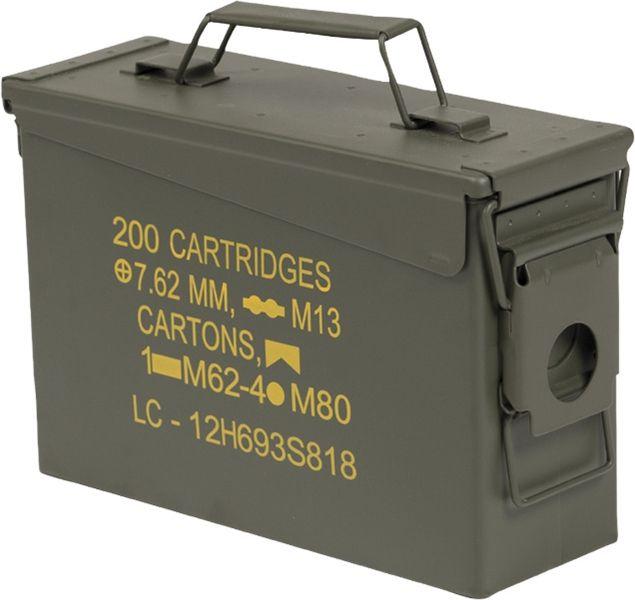 US M19A1 CAL .30 Muničná bedňa
