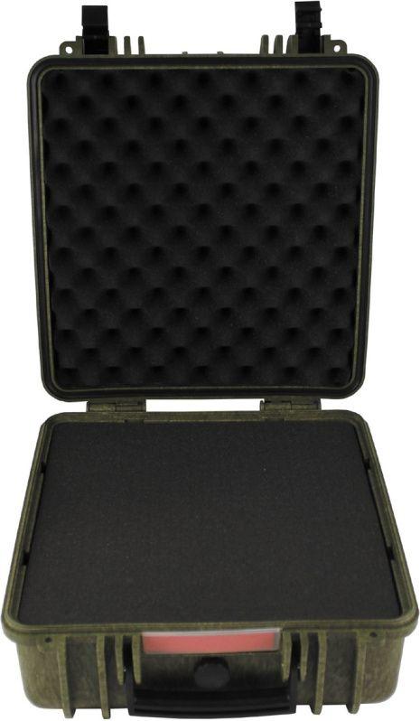 Plastový box, vodotesný, 36 x 41,9 x 19,5 cm, olivový, 27164