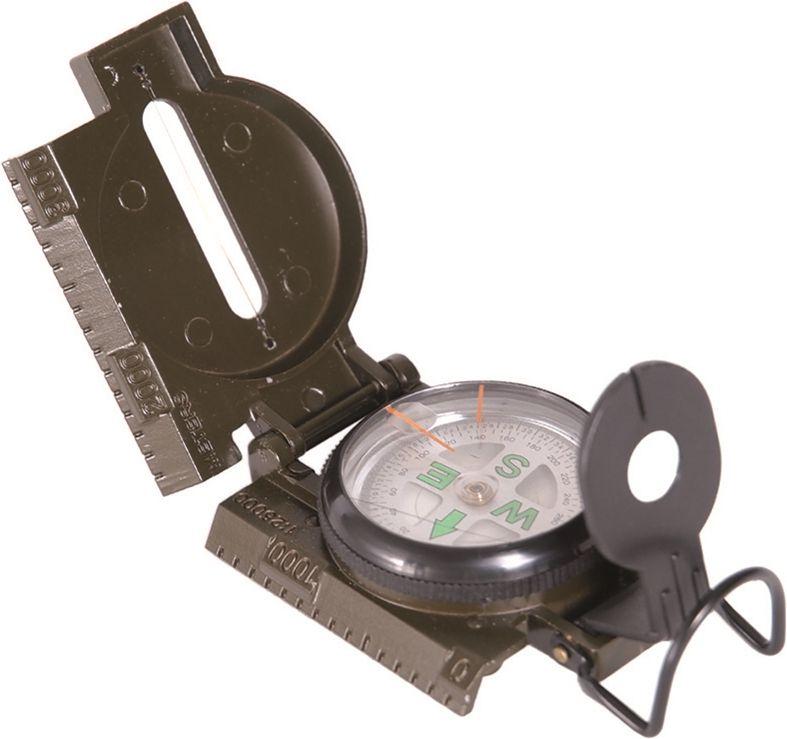 US kompas - olivový