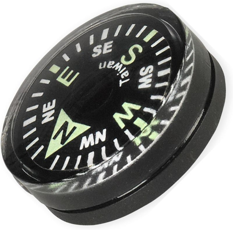 Kompas gombíkový NDur ND51590