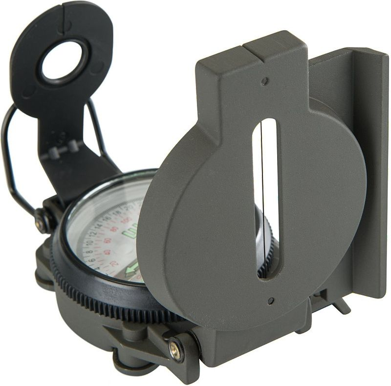 HELIKON Kompas Ranger Mk2 - šedý (KS-RG2-AL-19)