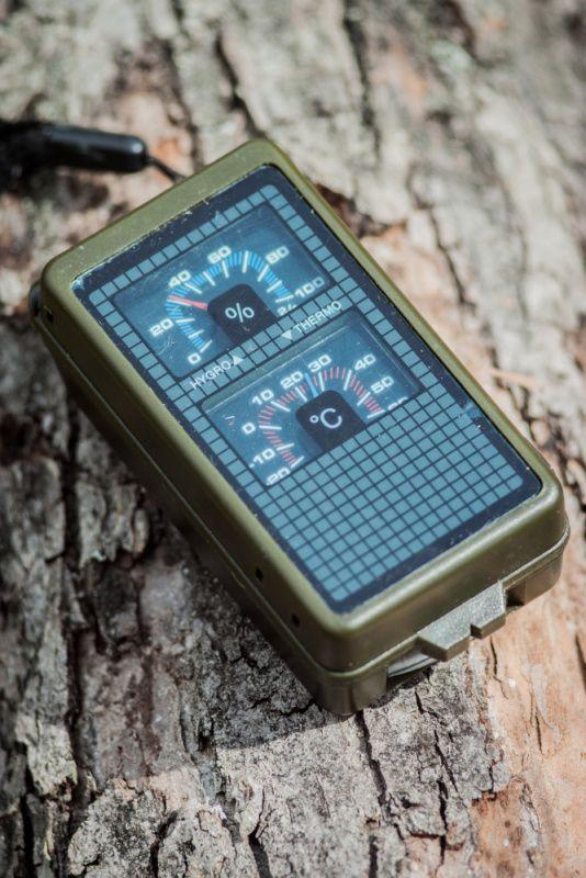 Kompas SURVIVAL multifunkčný