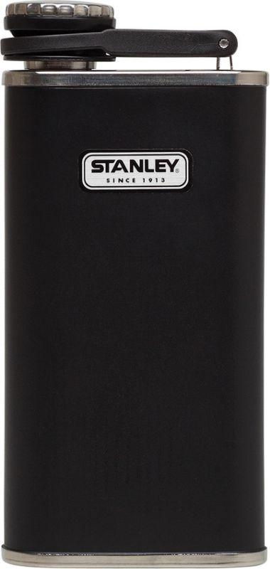 Plechová ploskačka Stanley Classic Flask 8oz, matte black (STA0837B)