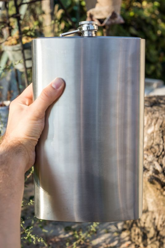 Ploskačka Jumbo Flask (MI05642)