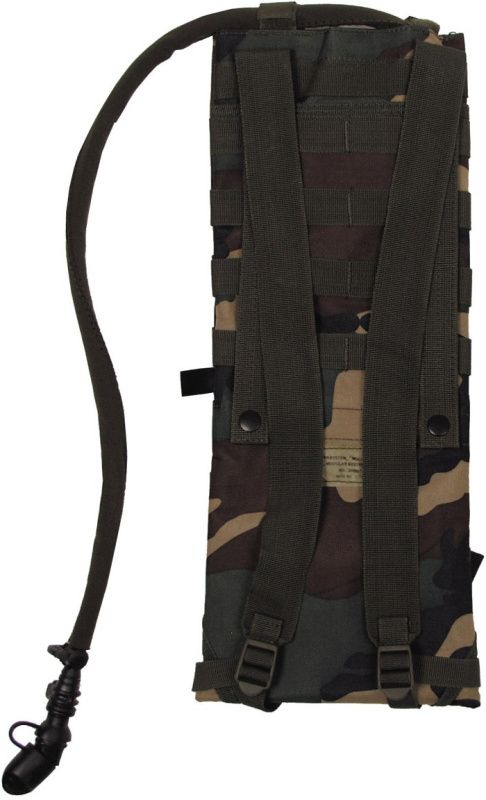 MOLLE Hydrapack MAX 2,5l , woodland, 30620T