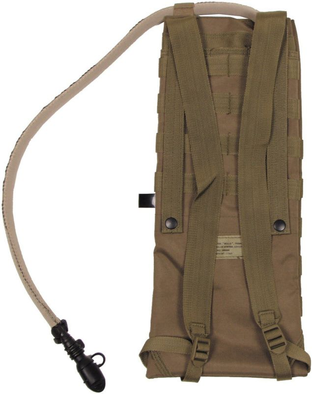 MOLLE Hydrapack MAX 2,5l , coyote, 30620R