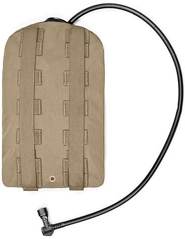 Warrior Elite Ops Small Hydration Carrier - Coyote Tan (W-EO-SHC-CT)