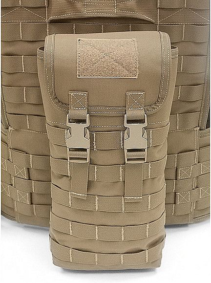 Warrior Elite Ops Hydration Carrier - Coyote Tan (W-EO-HC-CT)