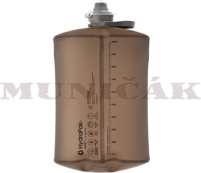 HYDRAPAK Fľaša Stow Bottle 1000ml