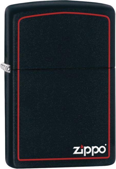 ZIPPO Zapaľovač RED LINE (26117)
