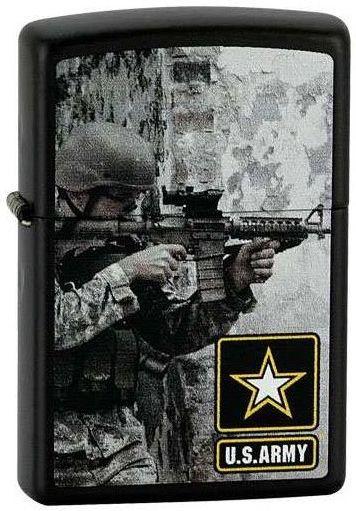 ZIPPO Zapaľovač US ARMY, (26578)