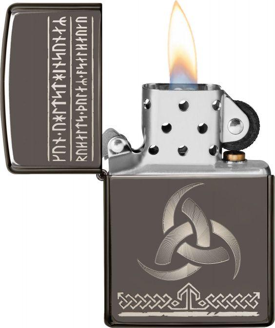 ZIPPO Zapaľovač ODIN (25580)