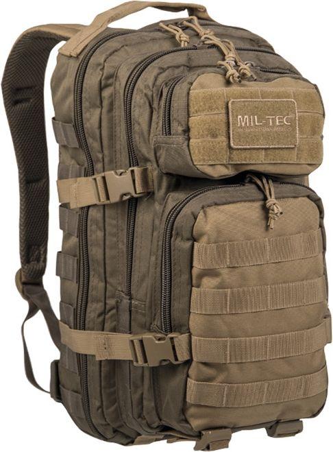 Batoh Assault MilTec 20l ranger green/coyote