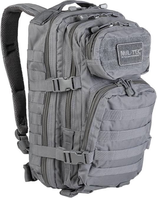 MILTEC Batoh Assault 20L - urban grey, (14002008)