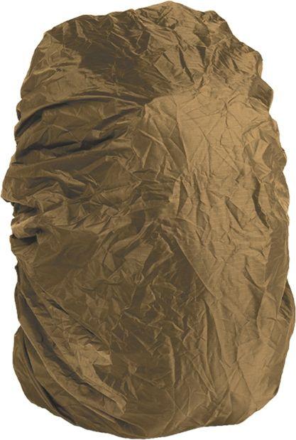MILTEC Obal na ruksak do dažďa Assault SM 68x45 - coyote (14080005)