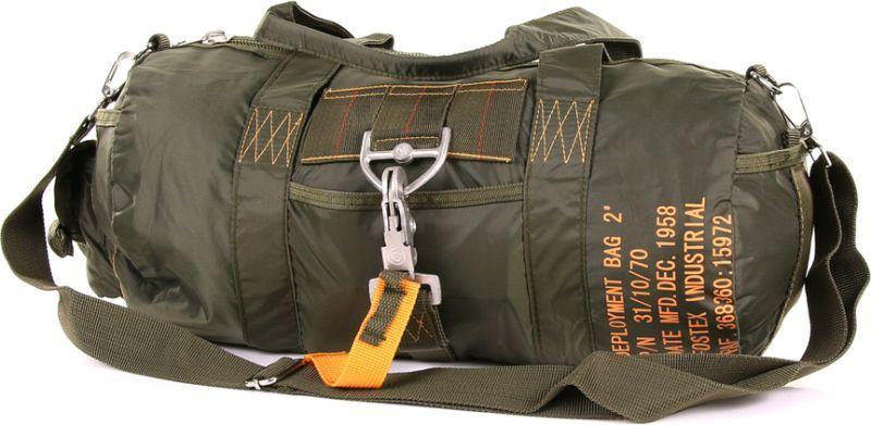 Para taška cez rameno typ 2 - zelená