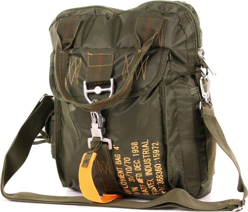 Para taška cez rameno typ 4 - čierna