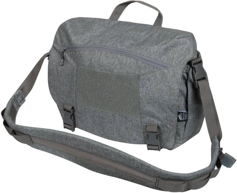 HELIKON Taška cez rameno Urban Courier Bag Medium, nylon, šedá (TB-UCM-NL-M3)